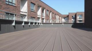 InoWood stogo terasos sprendimas (video)