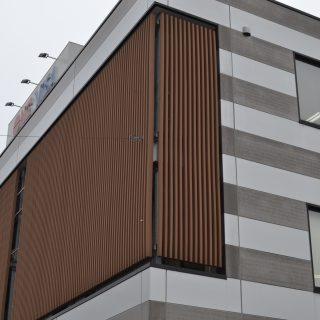 InoWood Fasado profilis japonijoje