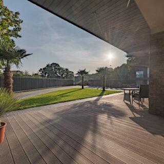 Egzotiško kiemo terasa